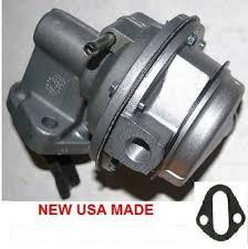 mercruiser 454 502 fuel pump mercury marine 7 4l 420 425 gen v 454