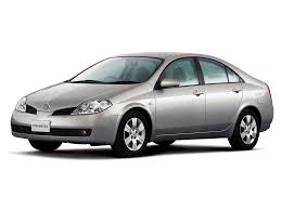 nissan primera description of the model photo gallery