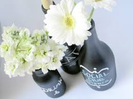 Personalized Flower Vases 20 Diy Flower Vase Projects