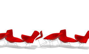 bird chair with no ottoman hivemodern com