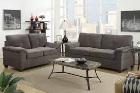 gray couch living room sets jitterbug gray sofa and loveseat grey