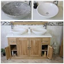 Oak Bathroom Vanity Units Splendid Solid Oak Bathroom Vanity Unit Bathroom Vanity