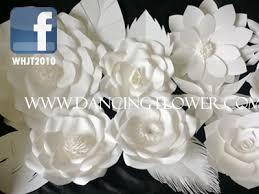 Flower Wholesale White Diy Craft Fascinating Paper Flowers Wholesale Otag 44