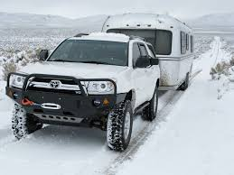 lexus lx470 body kit towing a travel trailer with an lx470 expedition portal off