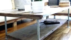 galvanized pipe table legs galvanized pipe furniture londonart info