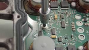reparación ford 6 0l powerstroke módulo de control del inyector de