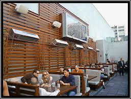 outdoor patio electric heaters popular commercial outdoor heater and outdoor patio weatherproof