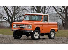 2015 Ford Bronco For Sale 1967 Ford Bronco U14 For Sale Classiccars Com Cc 969269