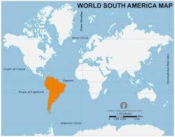 south america map equator free south america location map location map of south america