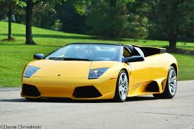 Lamborghini Murcielago Yellow - lamborghini murcielago roadster cars coupe supercars yellow jaune