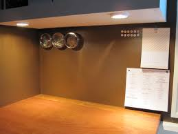 wiring under cabinet lighting installing under cabinet lighting image of battery operated led