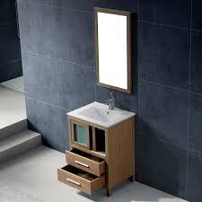 24 Bathroom Vanity With Sink by 24 Bathroom Vanity Wyndham 24 In W X 18 In D