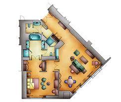 in suite floor plans floor plan of the rialto suite at the venetian macao casino resort