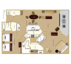 saratoga springs grand villa floor plan where to stay at saratoga springs resort copper creek and bedroom