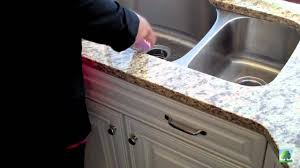 Kitchen Sink Cabinet Tray Tilt Out Trays Youtube