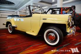 custom willys jeepster 2016 sema omix ada willys jeepster