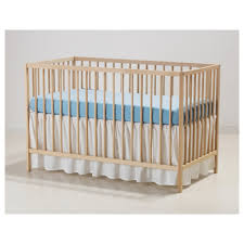 Baby Crib Bed Skirt Len Crib Skirt Ikea