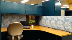 Decorate Office Desk Ideas Marvellous Desk Design Simple Office Decorating Office Cubicle For