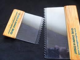 Artex Overhead Door 2 X Artex Pattern Style Comb Tools Standard Set Texturing