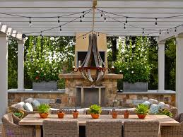 Outdoor Patio Lighting Ideas Pictures 16 Budget Friendly Outdoor Lighting Ideas Hgtv