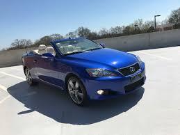 lexus is 250 convertible 2010 lexus is250c is250 convertible 27k car in