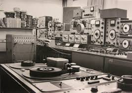 wdr electronic music studio werner meyer eppler robert beyer
