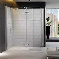 walk in shower enclosure ergonomic designs
