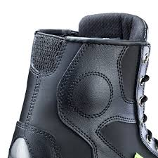 women s leather moto boots women u0027s leather moto boots w tec nf 6092 insportline