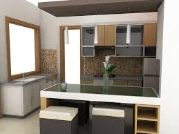 Kitchen Set Minimalis Untuk Dapur Kecil 2016 40 Contoh Gambar Desain Dapur Minimalis Renovasi Rumah Net