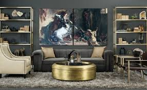 art deco living room designs with sleek and luxurious vibes nove