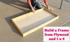 Patio Furniture Storage Bench Build A Big Outdoor Storage Bench Hometalk