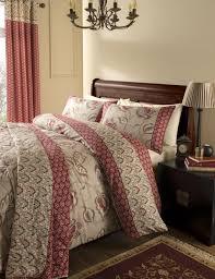 Indie Bedding Sets Catherine Lansfield Kashmir King Duvet Cover Multi Colour