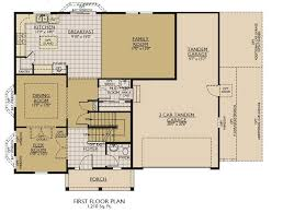 Fox And Jacobs Floor Plans Sheridan Ii Floor Plans William Ryan Homes