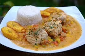 cuisiner poisson poisson sauce noix de coco pescado encocado recettes de laylita