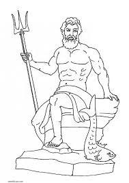 imagenes de zeus para dibujar faciles 84 ideas dibujo dios neptuno on christmashappynewyears download