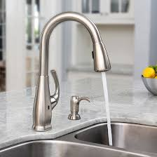 pfister selia kitchen faucet pfister selia kitchen faucet with react stainless steel domain