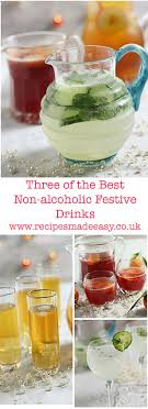 3 of the best non alcoholic festive drinks recipes made easy