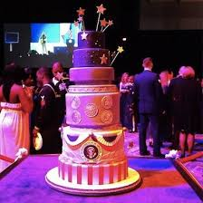 trump u0027s inaugural cake was commissioned to look exactly like