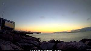 Sunset Reykjavik Reykjavik Midnight Sun 6 23 13 Youtube