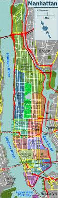 downtown manhattan map manhattan travel guide at wikivoyage