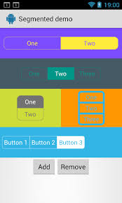 android radio button the android arsenal radio buttons android segmented