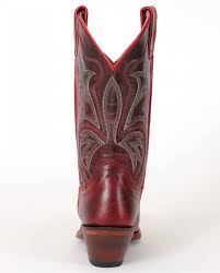 justin ropers for women justin l3703 womens leather western boots