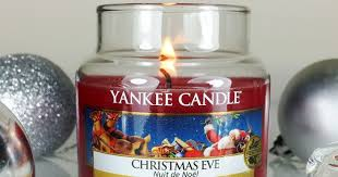 raise the waves yankee christmas eve candle