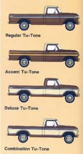 colour preferences solid or two tone page 3 ford truck