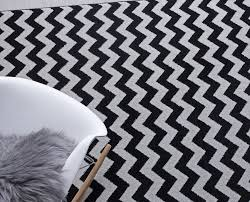 Black And White Chevron Rug 21 Of The Best Rugs You Can Get On Amazon