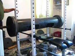Sports Authority Bench Press Log Bench Press 410 X 1 Pr 360 X 7 Pr Youtube