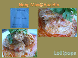 inter cuisines travel and cuisines ร านน องเมย และโรต อ นเตอร rotee inter ห วห น