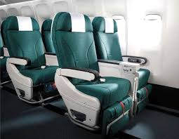 Economy Comfort Class Premium Economy Airline Seats