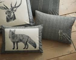 Fox Home Decor by Stag Fox Cushion Brecon Home Decor Cushions Pinterest
