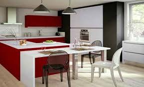 cuisine bois clair deco cuisine noir et bois beau deco cuisine bois clair